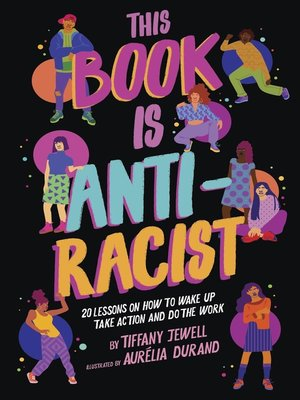 cover image of This Book Is Anti-Racist