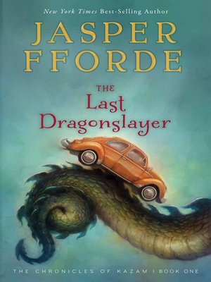 cover image of The Last Dragonslayer
