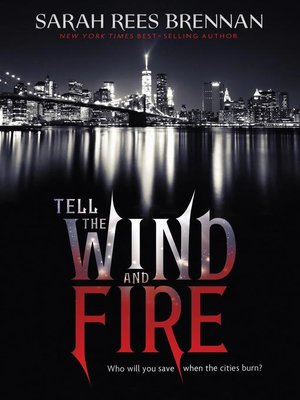 cover image of Tell the Wind and Fire