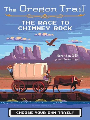 cover image of The Race to Chimney Rock