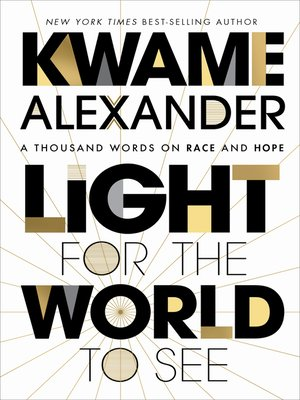 cover image of Light for the World to See