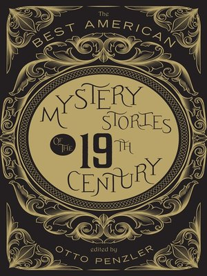 cover image of The Best American Mystery Stories of the Nineteenth Century