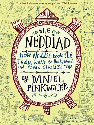 cover image of The Neddiad