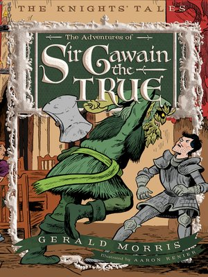 cover image of The Adventures of Sir Gawain the True