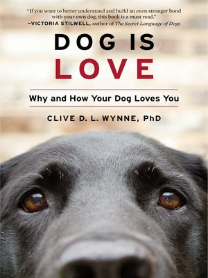 cover image of Dog Is Love