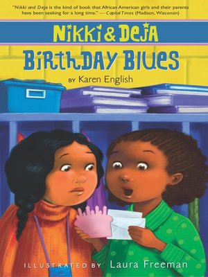 cover image of Birthday Blues
