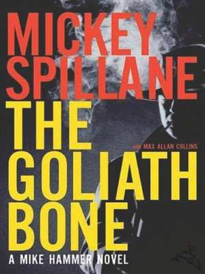 cover image of The Goliath Bone