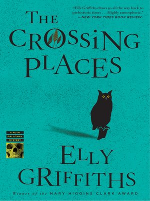 cover image of The Crossing Places