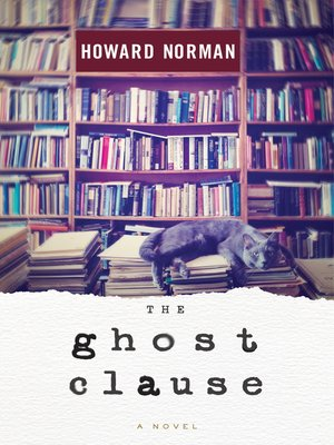 cover image of The Ghost Clause