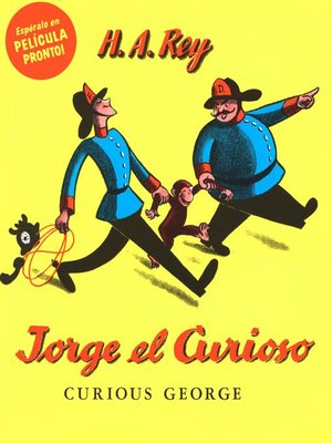 cover image of Jorge el Curioso