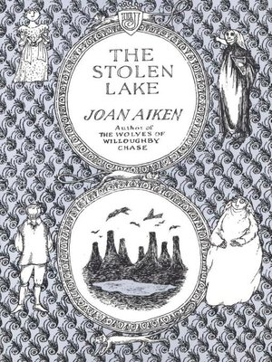 cover image of The Stolen Lake