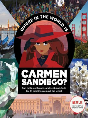 cover image of Where in the World is Carmen Sandiego?