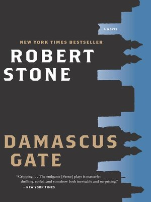 cover image of Damascus Gate