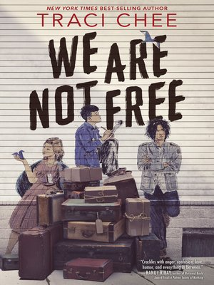 cover image of We Are Not Free