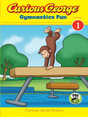 cover image of Curious George Gymnastics Fun (CGTV Reader)