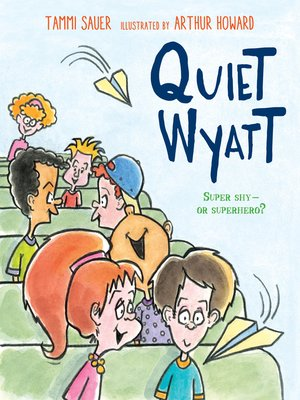 cover image of Quiet Wyatt