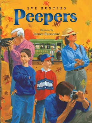 cover image of Peepers