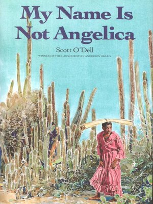 cover image of My Name Is Not Angelica