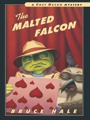 cover image of The Malted Falcon