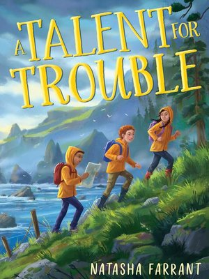 cover image of A Talent for Trouble