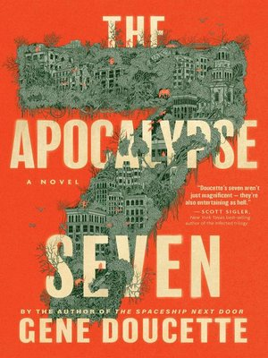 cover image of The Apocalypse Seven