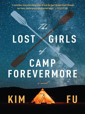 cover image of The Lost Girls of Camp Forevermore