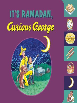 cover image of It's Ramadan, Curious George