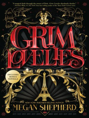 cover image of Grim Lovelies