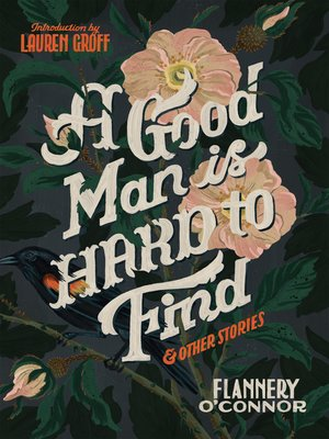 cover image of A Good Man Is Hard to Find and Other Stories