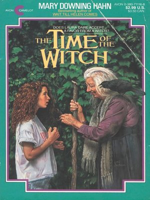 cover image of Time of the Witch