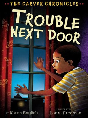 cover image of Trouble Next Door