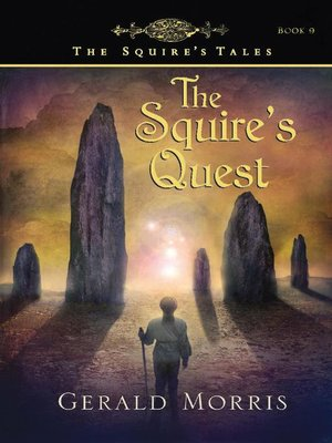 cover image of The Squire's Quest