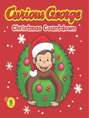 cover image of Curious George Christmas Countdown (CGTV Read-aloud)