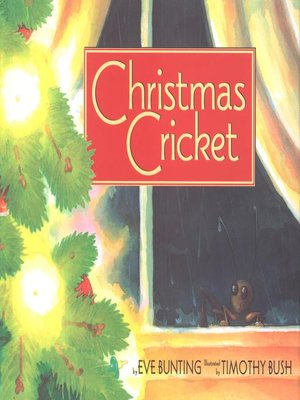cover image of Christmas Cricket