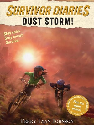 cover image of Dust Storm!