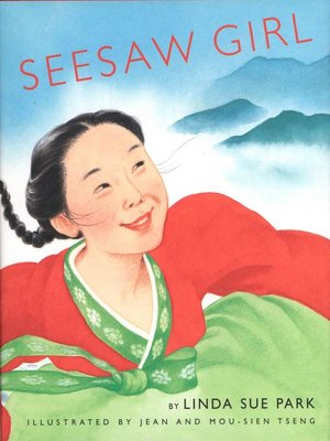 cover image of Seesaw Girl