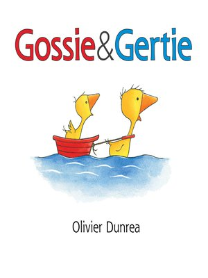 cover image of Gossie and Gertie