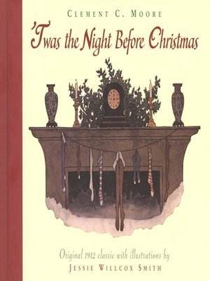 Twas The Night Before Christmas Ebook