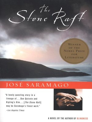 cover image of The Stone Raft