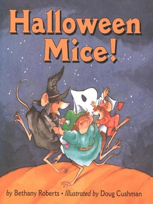 cover image of Halloween Mice!