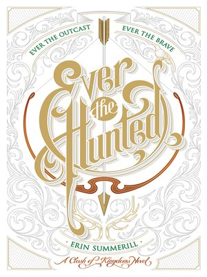 cover image of Ever the Hunted