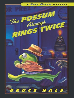 cover image of The Possum Always Rings Twice