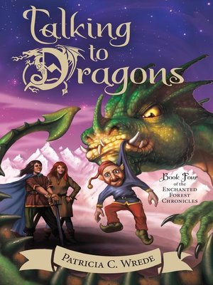 cover image of Talking to Dragons