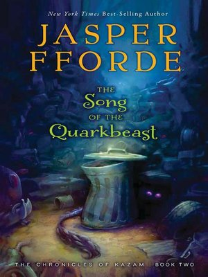 cover image of The Song of the Quarkbeast