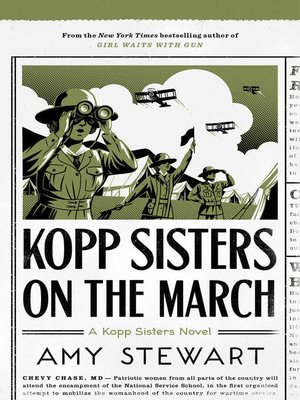 cover image of Kopp Sisters on the March