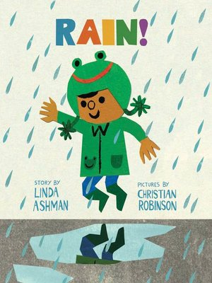 cover image of Rain!
