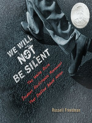 cover image of We Will Not Be Silent