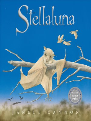 cover image of Stellaluna
