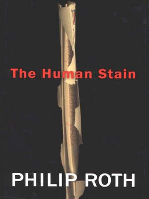 cover image of The Human Stain