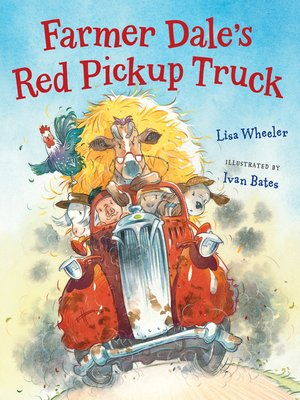 cover image of Farmer Dale's Red Pickup Truck